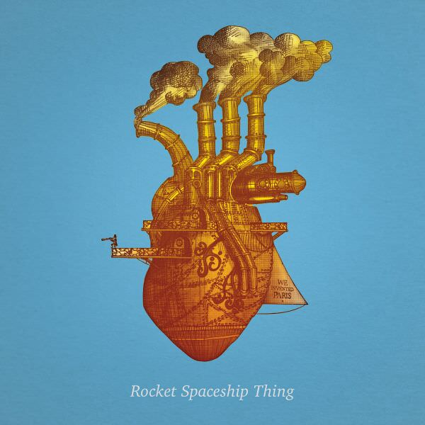 rocket spaceship thing lp spectacular spectacular